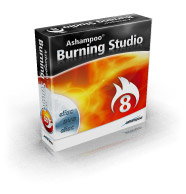 Ashampoo Burning Studio 8.02 RUS