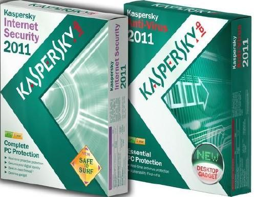 Kaspersky Internet Security/AntiVirus 2011 11.0.1.400 CF1 Final